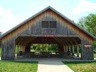Kinder Farm Park Black Oak Pavilion