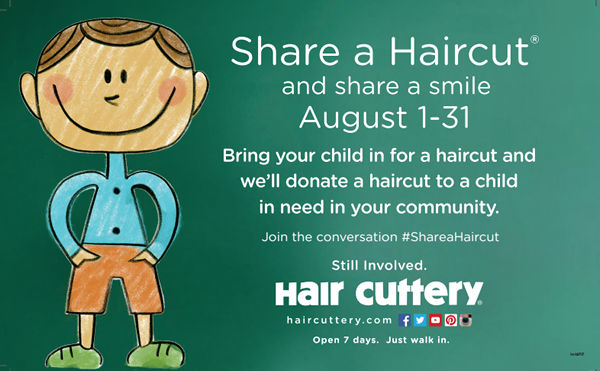 Share A Haircut