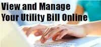View and Manage Your Utility Bill Online