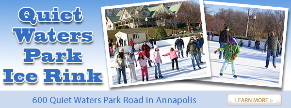 Quiet Waters Parks Ice Rink