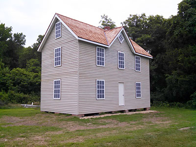 Wilson Farmhouse After Renovation