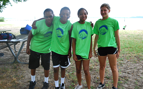Summer Youth Volunteer Programs