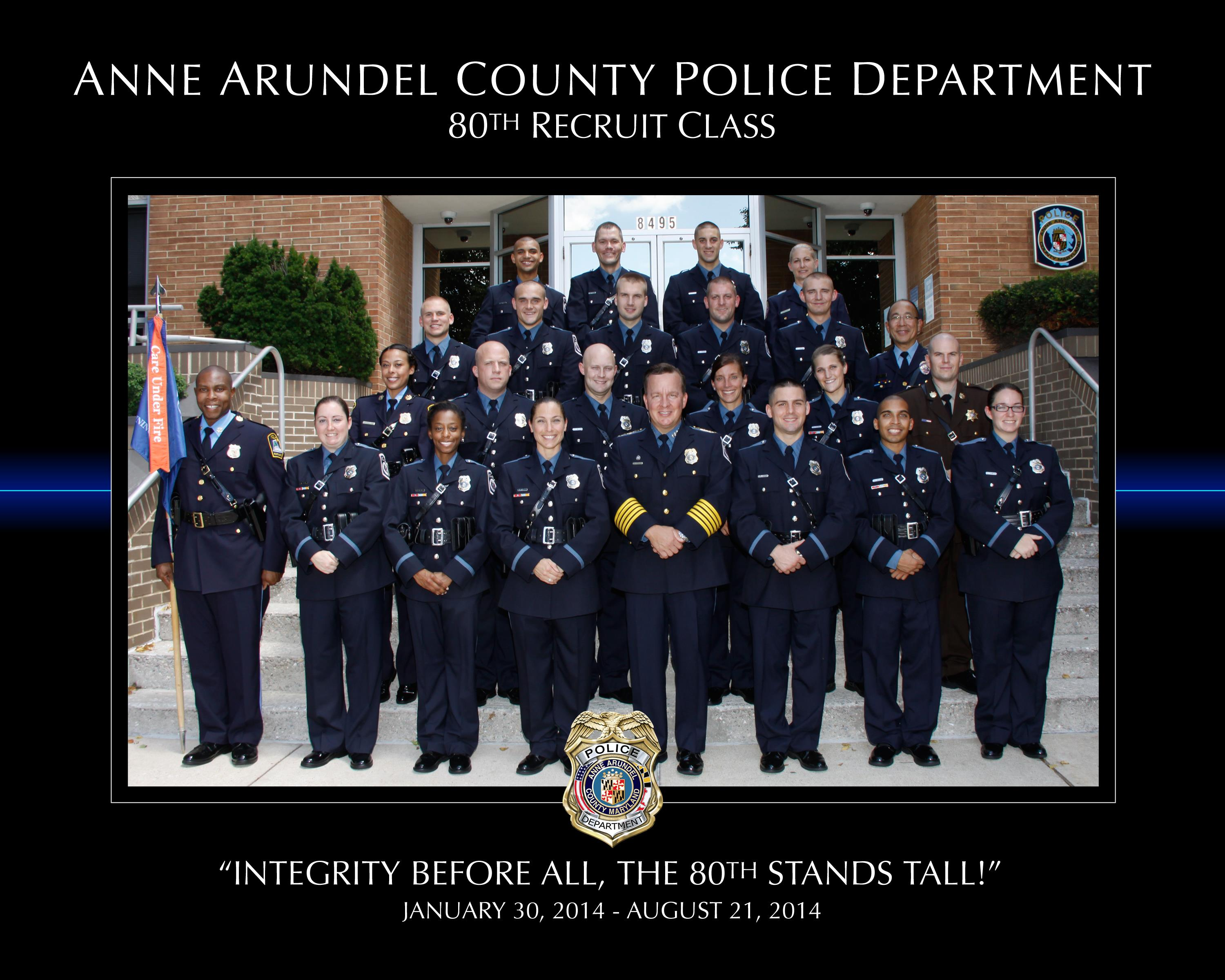Anne Arundel County Police Department - Training Academy