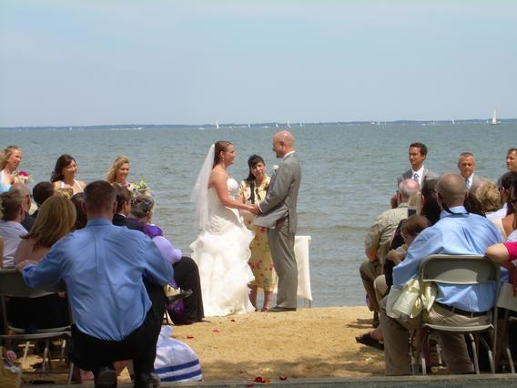 Mayo Beach Park Wedding
