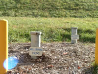 Ground Water Monitoring Well