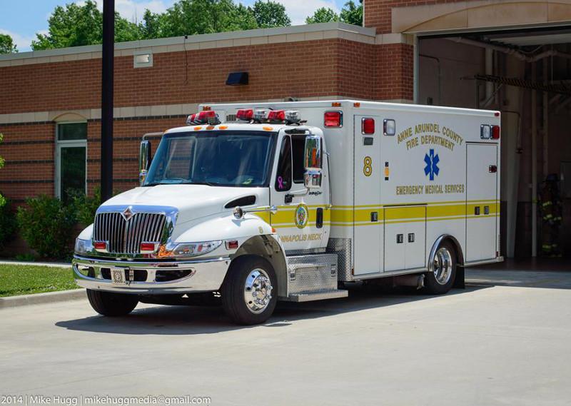 EMS Transport Hardship Waiver | Anne Arundel County, MD