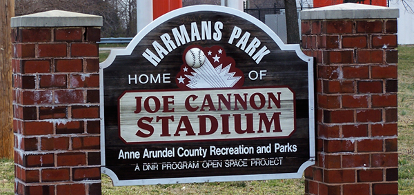 Image: Joe Cannon Stadium