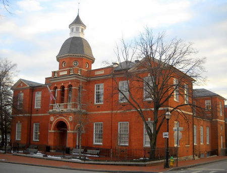 Circuit Court House, Annapolis MD.