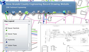 DPW Record Drawing