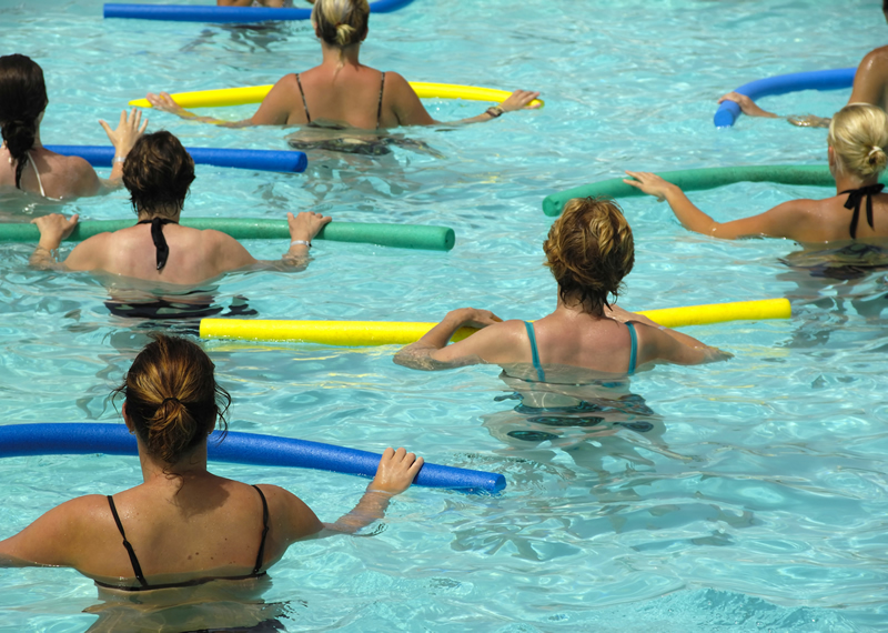 Adult Water Exercise Classes