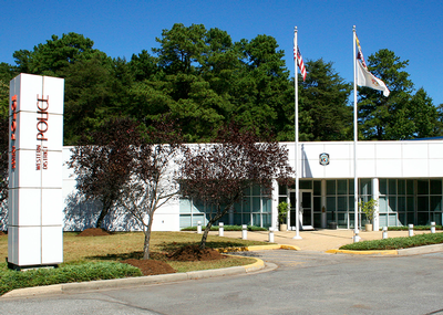 Western District Police Station