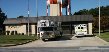 Image: South Glen Burnie Fire Company