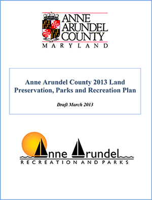 2013 Final Draft Land Preservation, Parks and Recreation Plan (LPPRP)