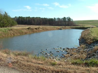 Image: Stormwater Management Pond