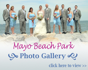 Mayo Beach Park Wedding Photo Gallery