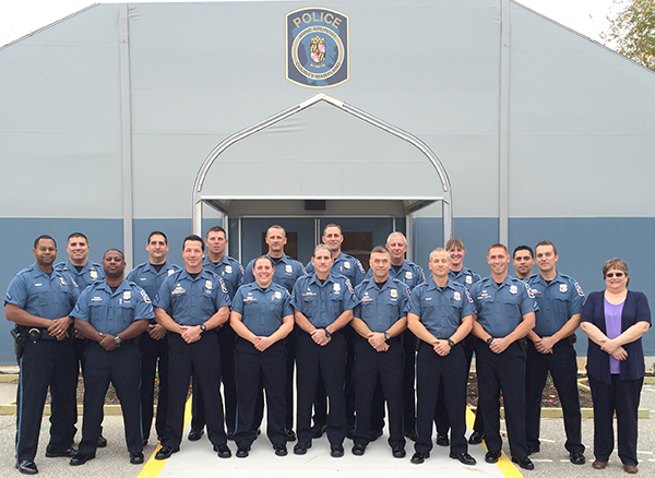 Anne Arundel County Police Department Training Academy