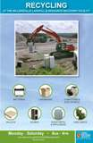 Landfill Recycling Brochure