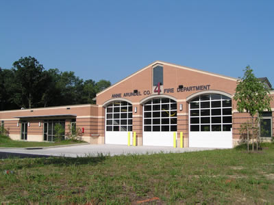 Image: Fire Station