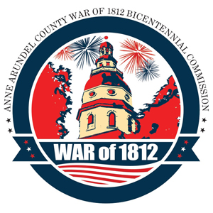 Anne Arundel County War of 1812 Bicentennial Commission Logo