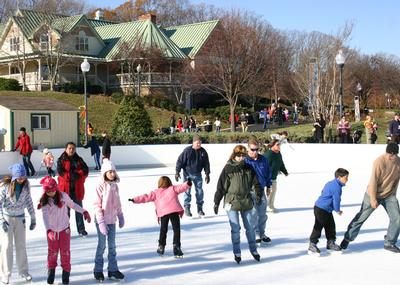Quiet Waters Ice Rink