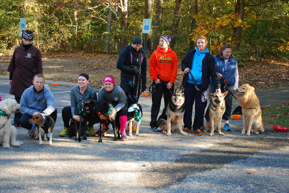 Bark 'N Dash 5K, Family Dog Walk and Tail Wagger Trot