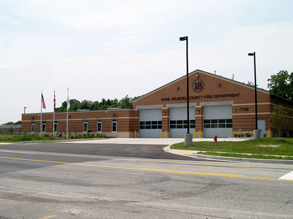 Marley Fire Station
