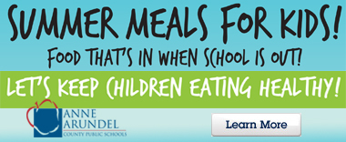 Summer Meals for Kids!