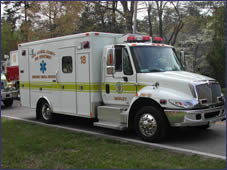 Image: EMS Vehicle