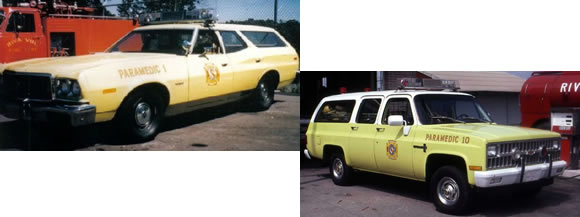 Vehicles from the 1970's