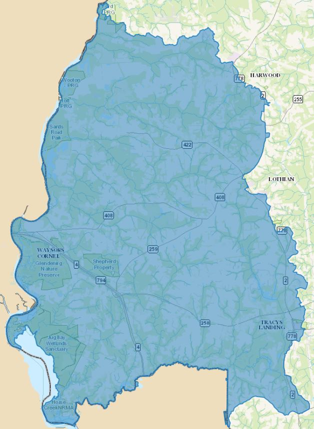 Middle Patuxent Watershed