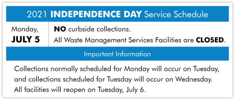 Aacps Calendar 2020.Curbside Collection Anne Arundel County Md