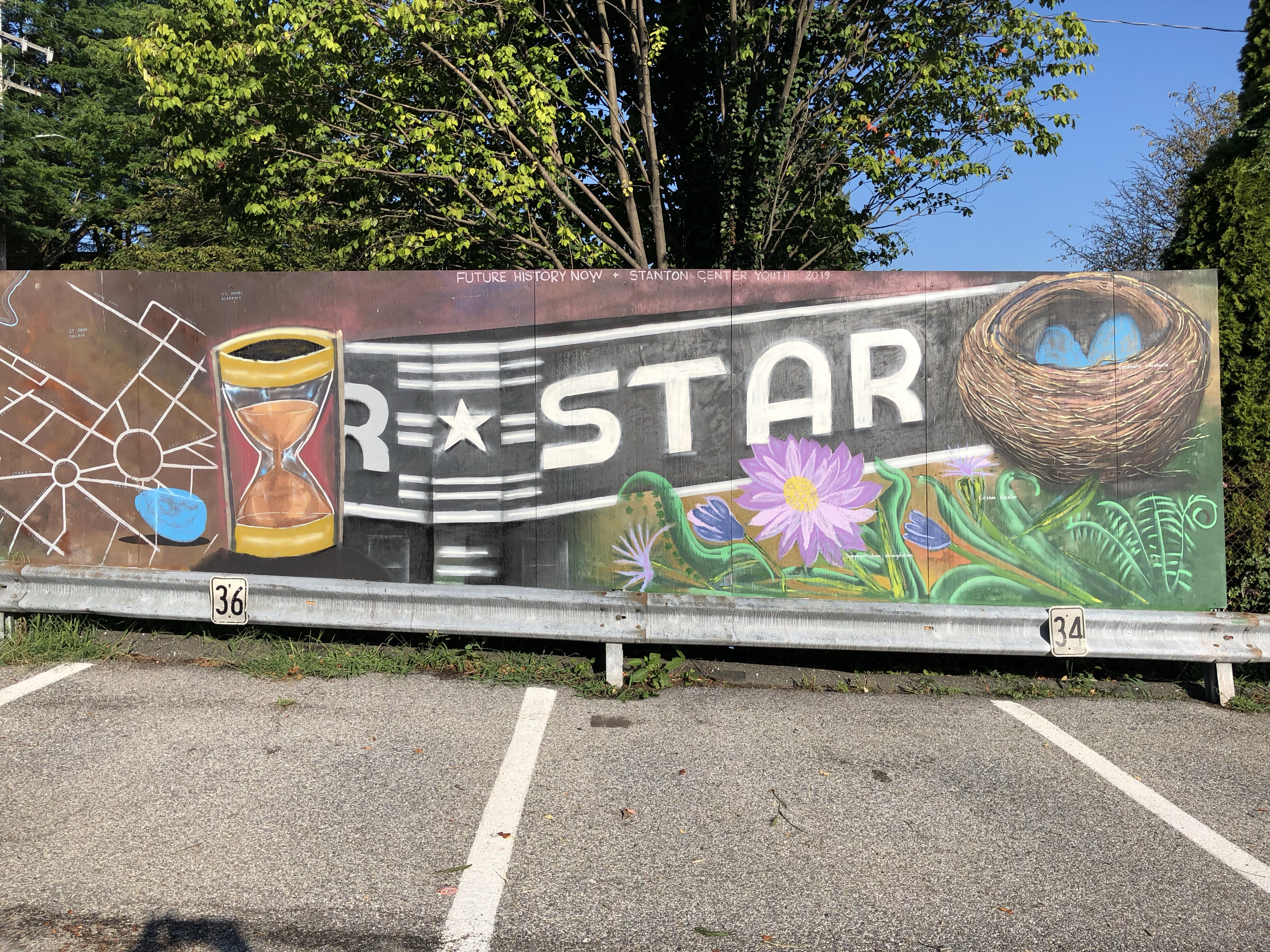 Star Theater Mural Project