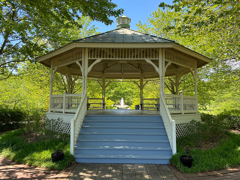 James Lighthizer Gazebo