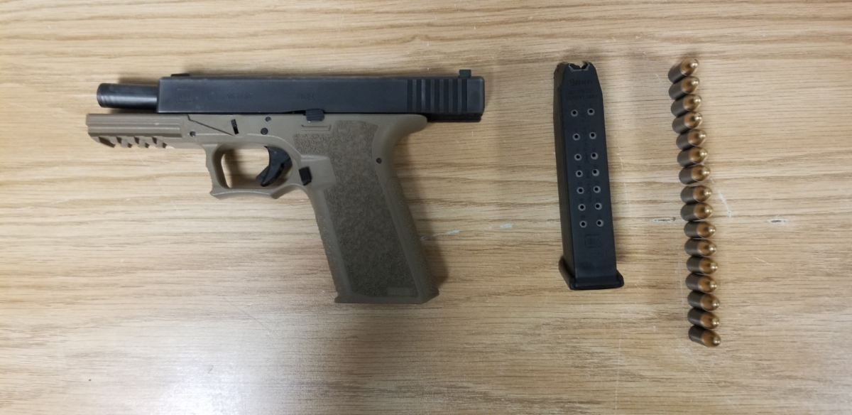 Handgun Arrest / Severn