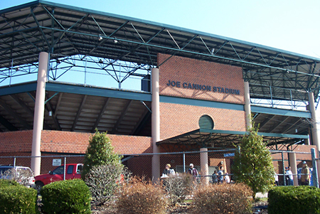 Joe Cannon Stadium