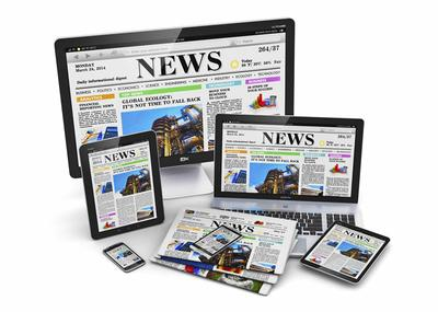 devices to read news