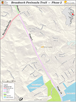 Broadneck Trail Phase 2