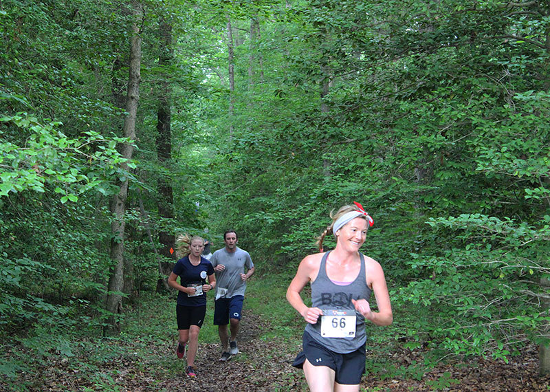 Take to the Trails 7K