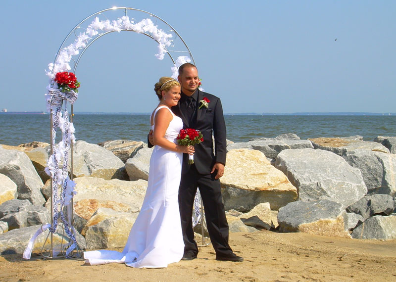 Wedding at Mayo Beach Park