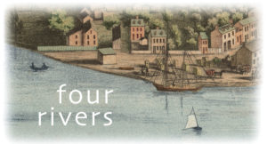 Four Rivers Heritage Area Logo