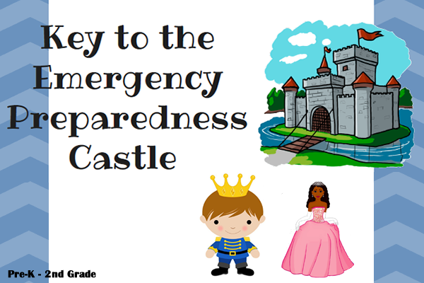Key to the Emergency Preparedness Castle