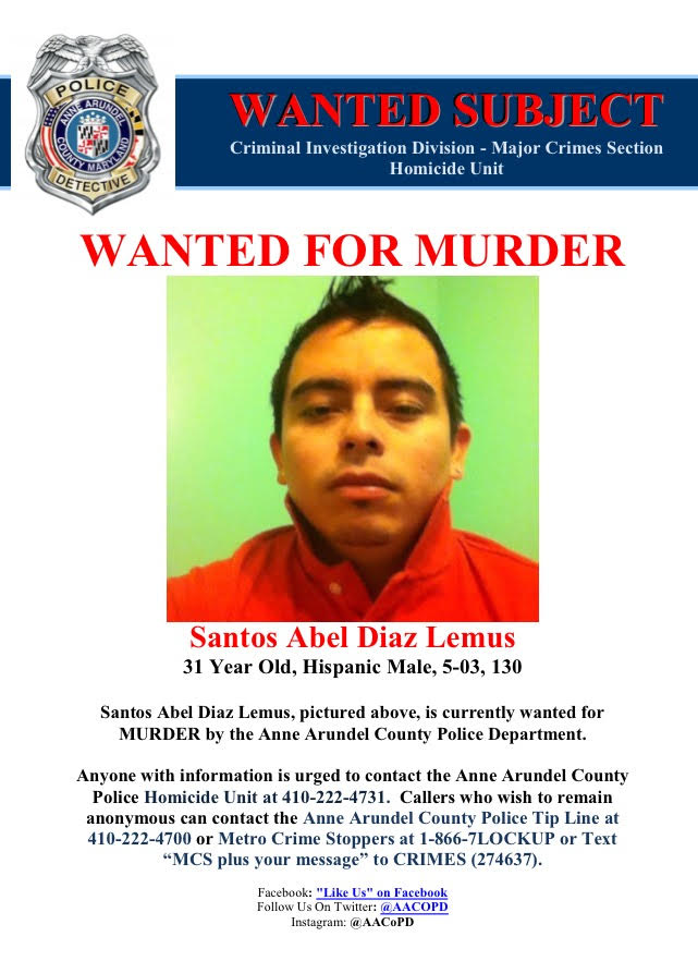 Headlines - Homicide - Jessup   Anne Arundel County, MD