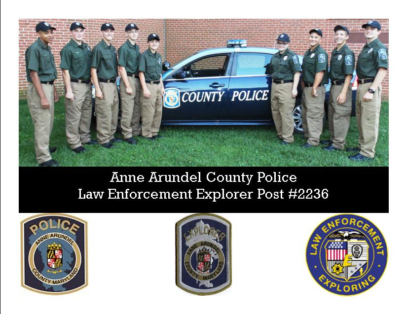 Anne Arundel County Exploring Post 2236