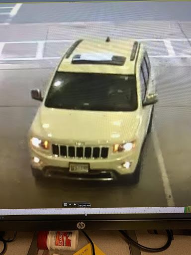 Hit and Run Vehicle